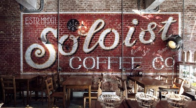 Photo of Coffee Shop Soloist Coffee Co. at #39 Yangmeizhu Xiejie, Beijing, China
