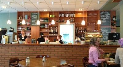 """Photo of Coffee Shop Кофейня """"Сити-Центр"""" at Троицкий Просп., 16, Архангельск, Russia"""