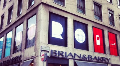 Photo of Department Store The Brian & Barry Building at Via Durini 28, Milan 20122, Italy