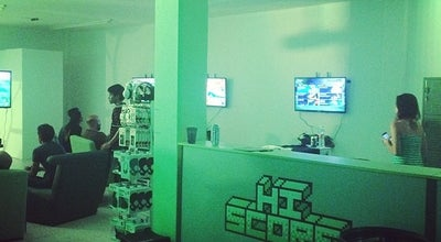 Photo of Arcade HI-SCORE at Echegaray 222, Querétaro, Mexico