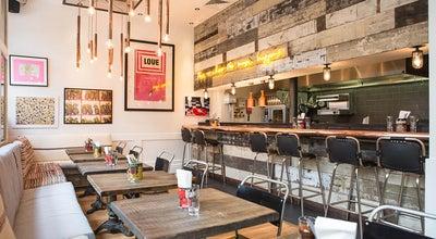 Photo of Modern European Restaurant The Cambridge Street Kitchen at 52 Cambridge Street, London SW1V 4QQ, United Kingdom