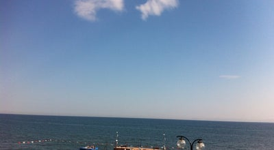 Photo of Beach Mavi Marmara Iskelesi at Mavi Marmara Tatil Sitesi, Tekirdag, Turkey