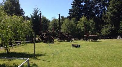 Photo of Park Parque Holanda at Av. Barros Arana, Temuco, Chile