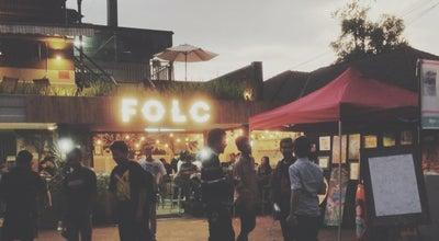 Photo of Coffee Shop FOLC Noshery & Coffee Joint at Jalan Tasik No. 10, Palembang 30135, Indonesia