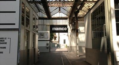 Photo of Art Museum MAMCO - Musée d'Art Moderne et Contemporain Genève at Rue Des Vieux Grenadiers 10, Geneva 1205, Switzerland