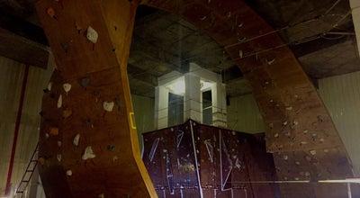 Photo of Rock Climbing Spot Delhi Rock Indoor Climbing Gym at Guru Nanaksar Thath Isher Darbar 110048, India