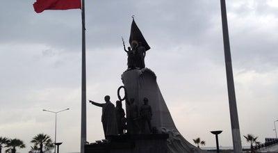 Photo of Park İskenderun Atatürk Anıtı at Turkey