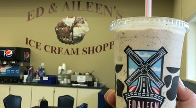 Photo of American Restaurant Edaleen Dairy Ice Cream Shop at 1011 E Grover St, Lynden, WA 98264, United States