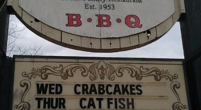 Photo of BBQ Joint Prosser's Bar-B-Que at 3750 Business 17, Murrells Inlet, SC 29576, United States