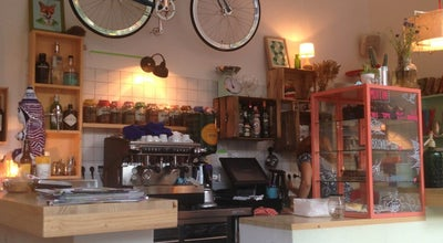 Photo of Coffee Shop Café Cometa at C. Parlament, 20, Barcelona 08015, Spain