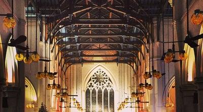 Photo of Church St. John's Cathedral 聖約翰座堂 at 4-8 Garden Rd, Central, Hong Kong