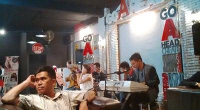 Photo of Cafe The EGO Coffe at Jl. Diponegoro Ruko 5 Dan 6, Palangkaraya 73112, Indonesia