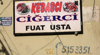 Photo of Steakhouse Fuat Usta at Asagi Carsi, kozan 01500, Turkey