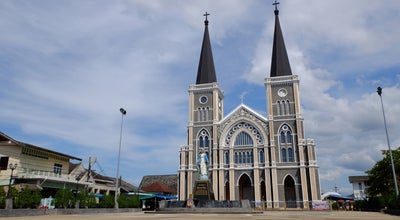 Photo of Historic Site โบสถ์พระนางมารีอา at Thailand