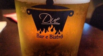Photo of Bar Due Bar e Bistrô at R. Casemiro De Abreu, 283, São José dos Campos 12243-600, Brazil