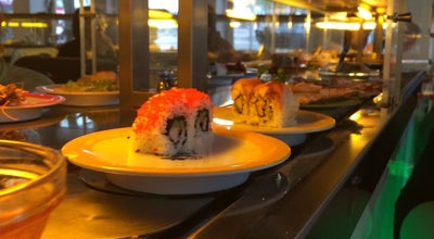 Photo of Sushi Restaurant Tokyo Running Sushi at Ständeplatz 19, Kassel 34117, Germany