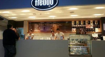 Photo of Ice Cream Shop Freddo at Galerías Pacífico, Buenos Aires C1005AAO, Argentina