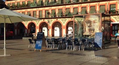 Photo of Cafe Mari Paz at Plaza De La Corredera, Spain