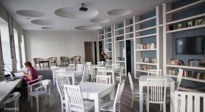 Photo of Cafe Креативний простір «Часопис» at Вул. Льва Толстого, 3, Київ 01033, Ukraine