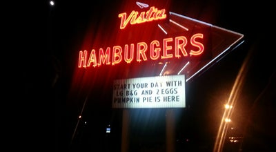 Photo of Burger Joint Vista Drive-In at 1911 Tuttle Creek Blvd, Manhattan, KS 66502, United States