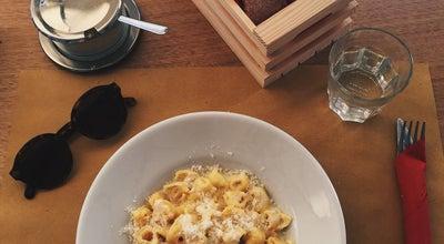 Photo of Italian Restaurant Osteria del Podestà at Via Degli Orefici, Bologna, Italy