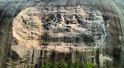 Photo of Park Stone Mountain Park at 1000 Robert E. Lee Dr., Stone Mountain, GA 30083, United States