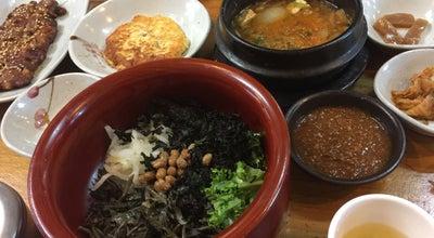 Photo of Korean Restaurant 마니산산채 at 화도면 해안남로 1182, 인천광역시 23059, South Korea