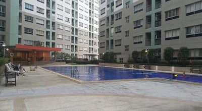 Photo of Pool Swimming pool @ LPN Prachachuen at อ.เมืองนนทบุรี, Thailand