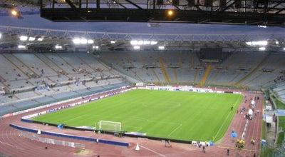 Photo of Soccer Stadium Stadio Olimpico at Piazzale Del Foro Italico, Roma 00195, Italy