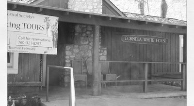 Photo of History Museum Cornelia White Cabin at Palm Springs, CA 92262, United States