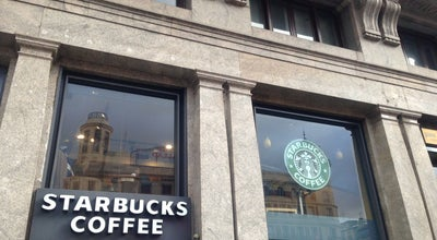 Photo of Coffee Shop Starbucks at Pl. Del Callao, 4, Madrid 28013, Spain