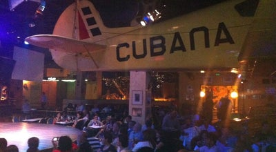 Photo of Nightclub Habana Café at Ave. Paseo E/ 1ra Y 3ra, Ciudad de La Habana 10400, Cuba