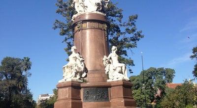 Photo of Plaza Plaza Francia at Av. Del Libertador 1200 - 1400, Buenos Aires, Argentina