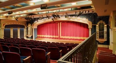 Photo of Theater Plaza Theatre at 125 Pioneer Plaza, El Paso, TX 79901, United States