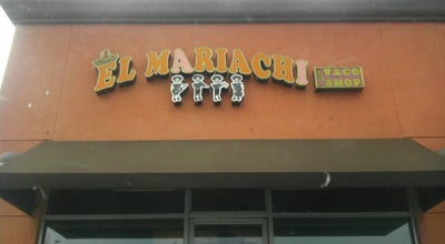 Photo of Mexican Restaurant El Mariachi at 1410 Beaumont Ave, Beaumont, CA 92223, United States
