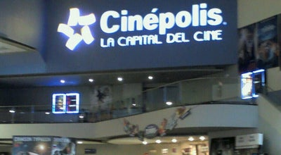 Photo of Movie Theater Cinépolis at Periférico Luis Echeverría Alvarez # 1474, Saltillo, Coah. 25070, Mexico