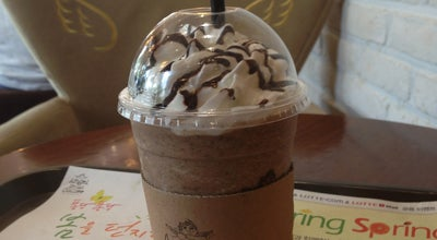 Photo of Coffee Shop Angel-in-us Coffee at 광산구 풍영철길로 15, 광주광역시 506-813, South Korea