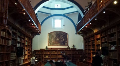"Photo of Library Biblioteca ""Armando Olivares Carrillo"" at Ug Sede Belén. Av. Juárez 77., Guanajuato 36000, Mexico"