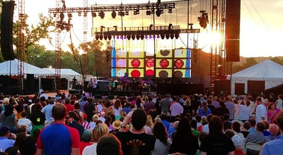 Photo of Music Venue The Woods Amphitheater at Fontanel at 4225 Whites Creek Pike, Nashville, TN 37189, United States