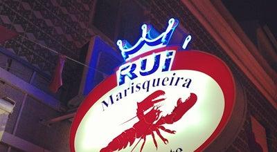 Photo of Seafood Restaurant Restaurante Marisqueira Rui at Rua Comendador Vilarinho Nº 27, Silves 8300-128, Portugal