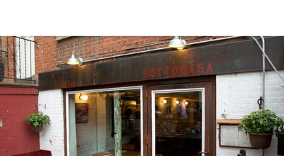 Photo of Italian Restaurant Sottocasa at 300 Atlantic Ave, Brooklyn, NY 11201, United States