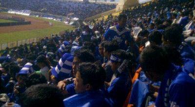 Photo of Soccer Stadium Stadion Si Jalak Harupat at Jalan Raya Soreang - Cipatik, Kab. Bandung 40293, Indonesia