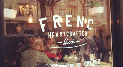 Photo of Creperie FRENC heartcrafted goods at Niederbarnimstr. 16, Berlin 10247, Germany