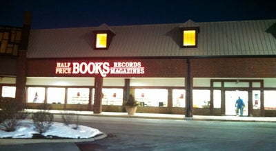 Photo of Bookstore Half Price Books at 366 W. Army Trail Rd., Bloomingdale, IL 60108, United States
