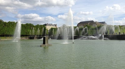 Photo of Lake Bassin de Neptune at Parc Du Château De Versailles, Versailles 78000, France