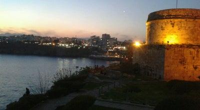 Photo of Historic Site Hıdırlık Kulesi at Kılınçarslan Mh., Antalya 07100, Turkey