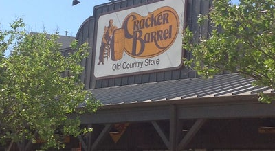 Photo of American Restaurant Cracker Barrel Old Country Store at 98 Ne Hwy.410 I-410 & U.s. 281, Exit 20-e, 21-w, San Antonio, TX 78216, United States