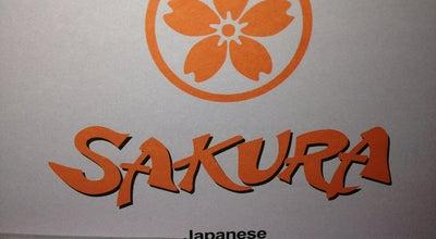 Photo of Japanese Restaurant Sakura Japanese Steak, Seafood House & Sushi Bar at 3205 Plaza Way, Waldorf, MD 20603, United States