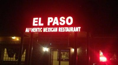 Photo of Mexican Restaurant El Paso at 8746 Cooper Rd, Alexandria, VA 22309, United States