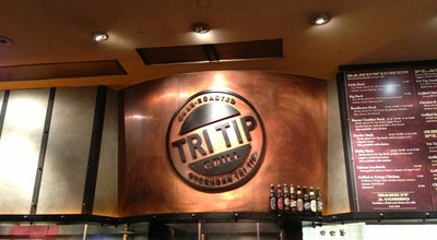 Photo of Burger Joint Tri Tip Grill at 30 Rockefeller Plaza, New York, NY 10112, United States